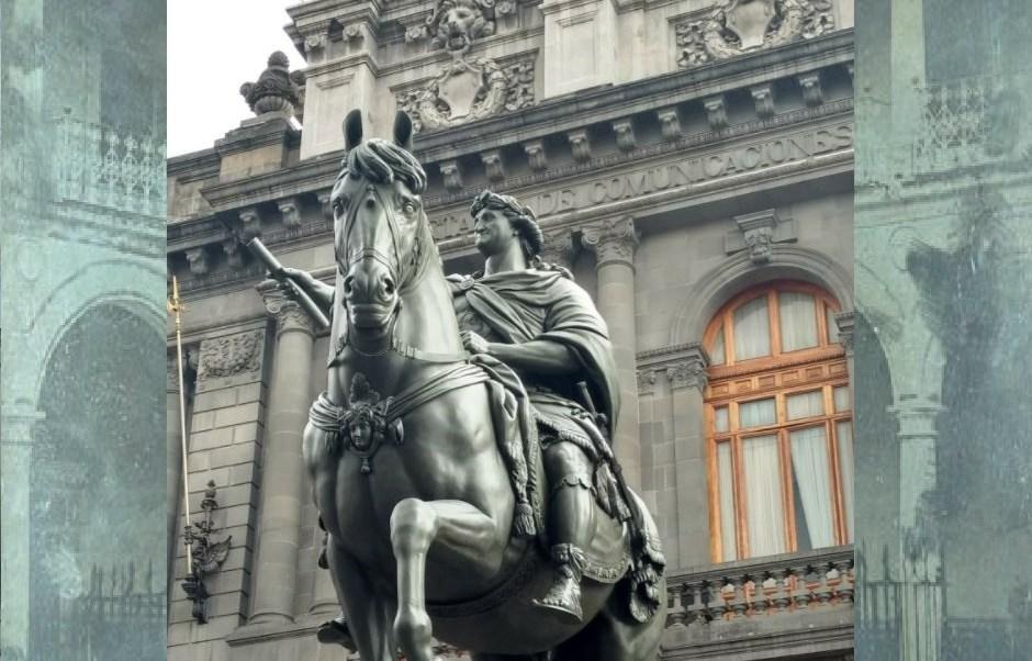 Miguel Ángel Macera, jefe de Gobierno, CDMX, escultura de 'El Caballito'