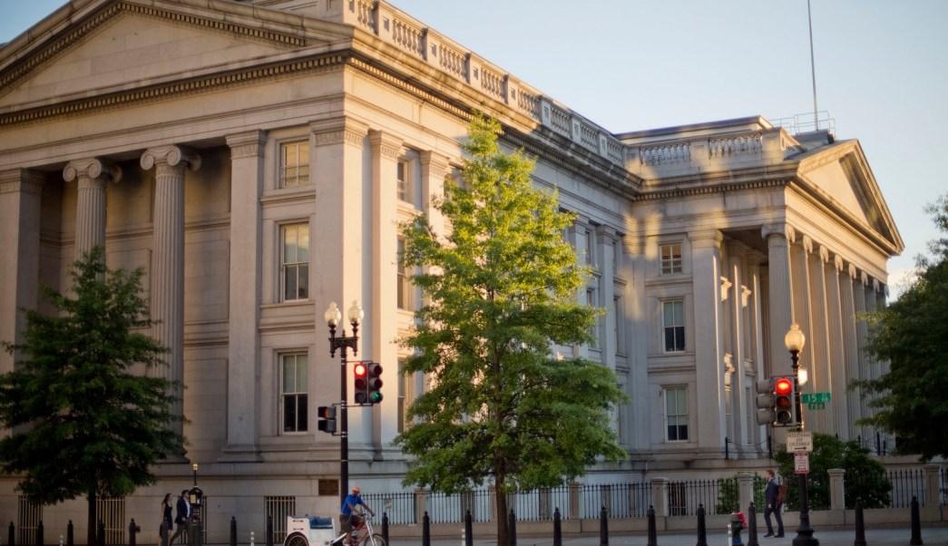 El Departamento del Tesoro de Estados Unidos