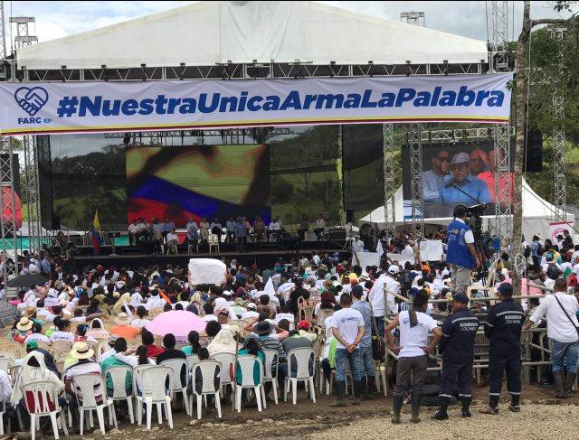 El máximo jefe de las FARC
