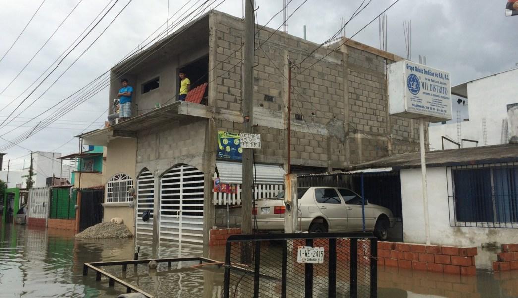Emiten declaratoria de emergencia por lluvia severa en Tabasco