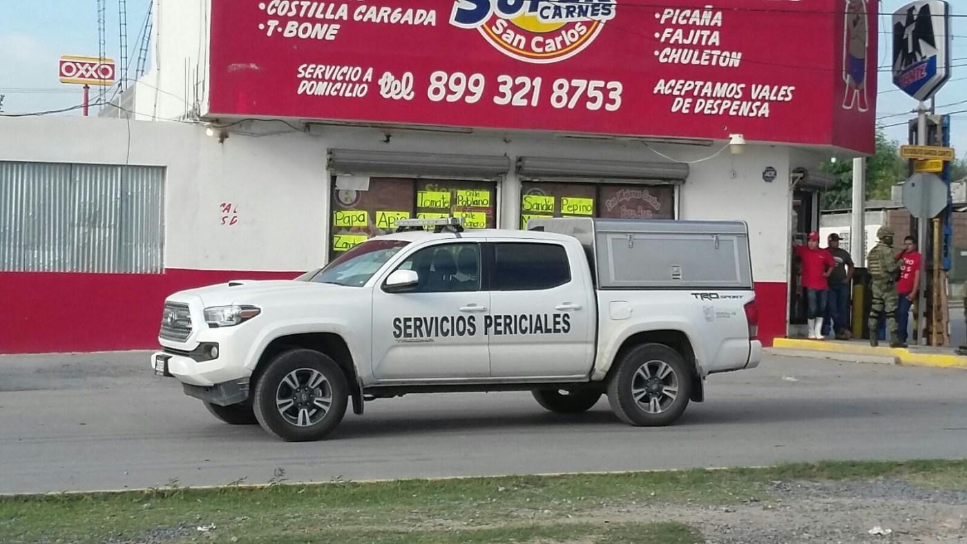 Enfrentamientos en Reynosa dejan un muerto