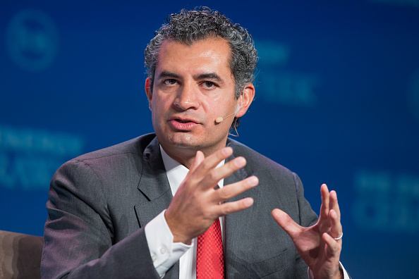 Enrique Ochoa Reza, presidente nacional del PRI