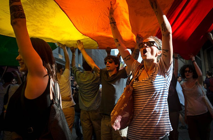 Autoridades turcas anunciaron que no permitirán la celebración de una marcha por los derechos de los gays (Getty Images)