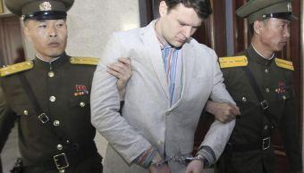 Corea del Norte, Estudiante, Estadounidense, Coma, Motivos Humanitarios, Detenido, Otto Warmbier