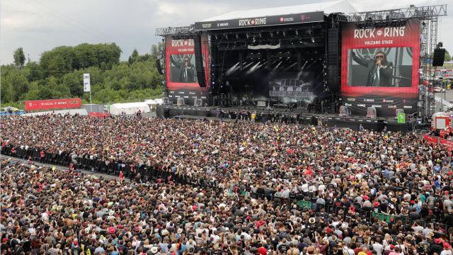 Rock am Ring, festival de rock, Nürburg, conciertos