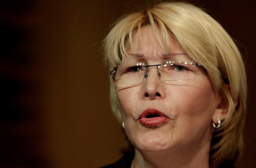 La fiscal general, Luisa Ortega Díaz (Reuters)