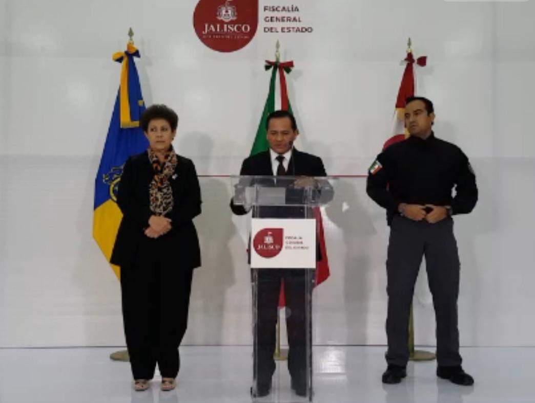 Capturan a tres integrantes del Cártel Jalisco Nueva Generación