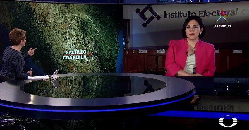Denise Maerker, En Punto, Coahuila, elecciones, política, INC