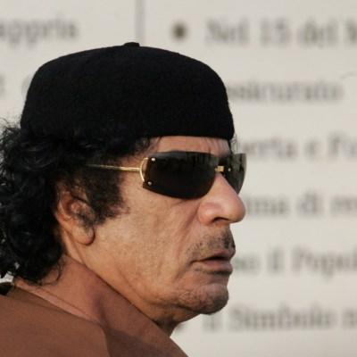 Gadafi, el excéntrico que sometió a Libia