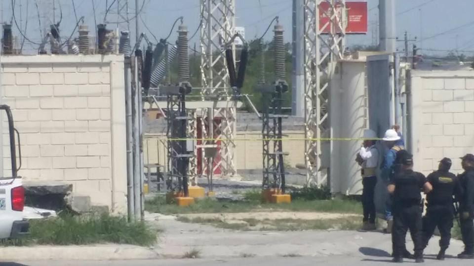 Artefacto sospechoso, Cfe, Reynosa, Tamaulipas, Granada