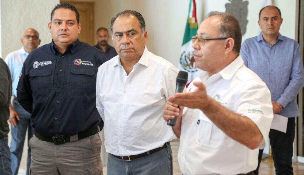 Protección Civil de Guerrero habilita albergues ante temporada de lluvias