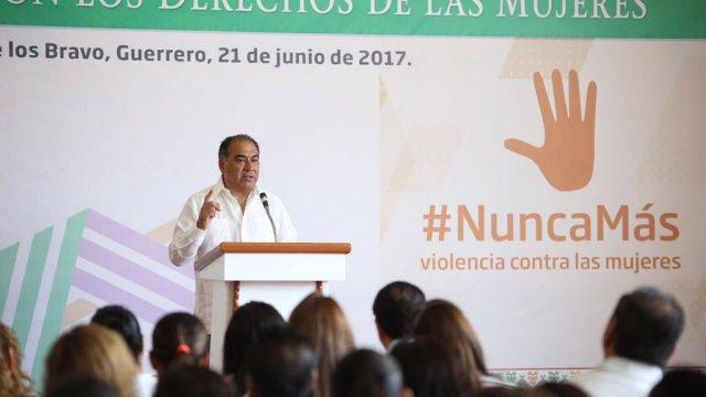 Héctor Astudillo, gobernador, Guerrero, San Miguel Totolapan, emboscada, PGR, AIC