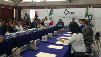 Instituto electoral del df, Alcaldias, Circunscripciones, Cdmx, Noticieros televisa, Forotv