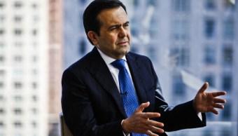 Ildefonso Guajardo Villarreal, secretario de Economía