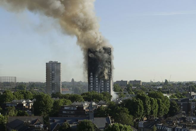 Incendio, Torre Grenfell, VICTÍMAS, LONDRES, BOMBEROS