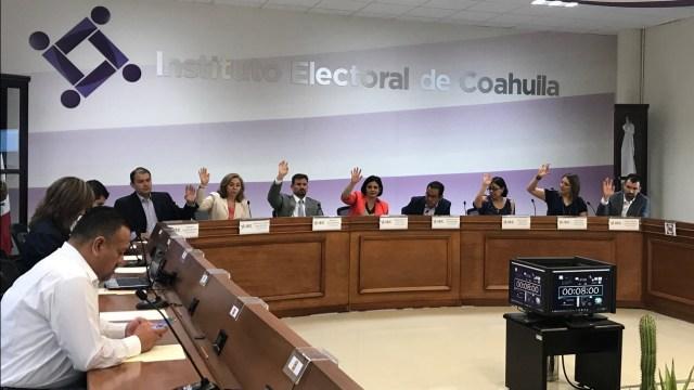 Fraude, Coahuila, Presidenta, Instituto electoral de coahuila, Eleccion en coahuila,