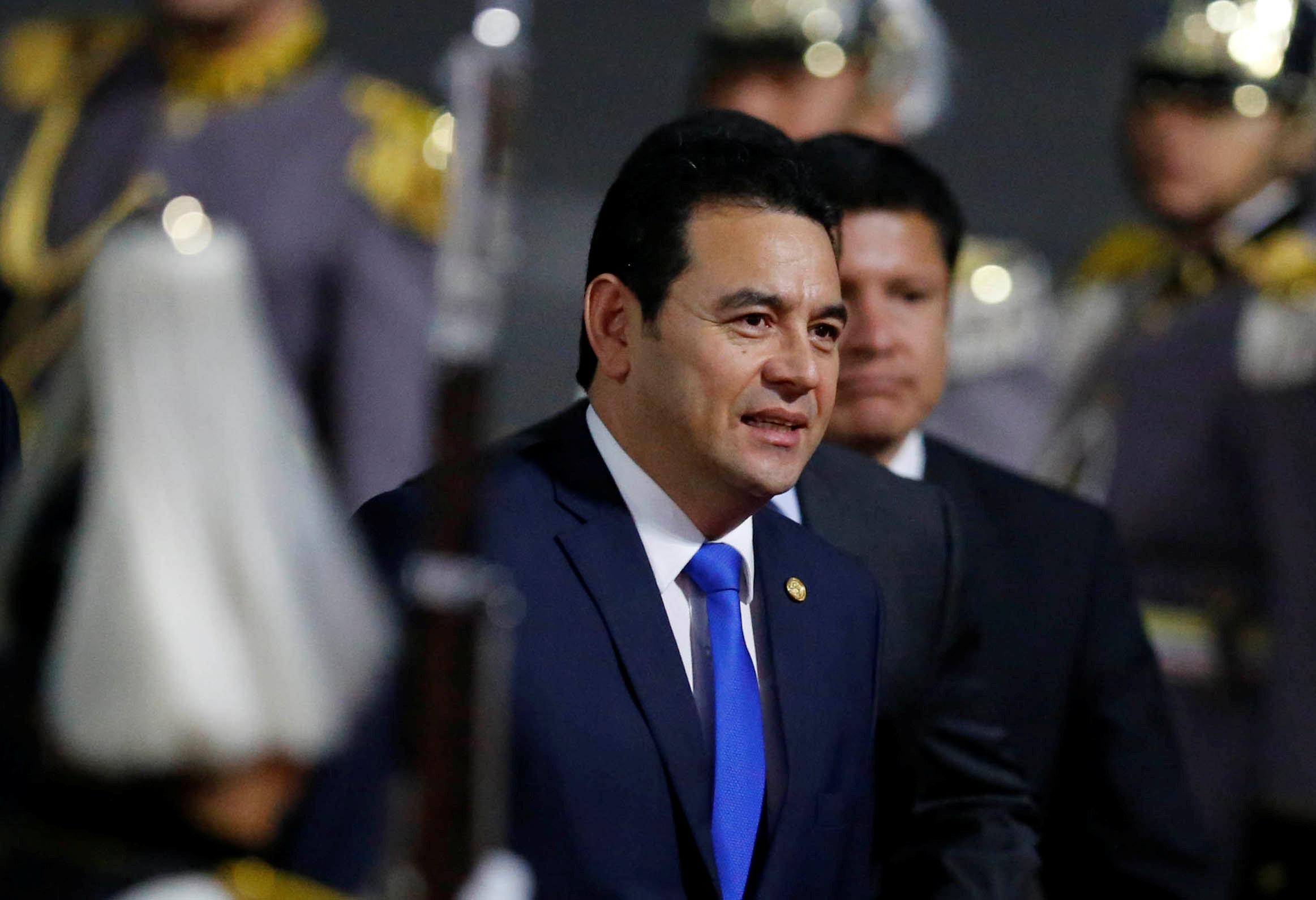 Hogar Seguro: CSJ rechaza solicitud para retirar inmunidad al presidente Jimmy Morales