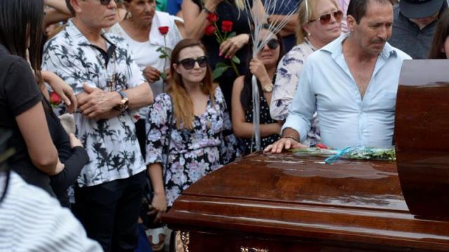 Julio César Chávez, boxeador, hermano, Rafael Chávez, El Borrego, sepultan, asesinato