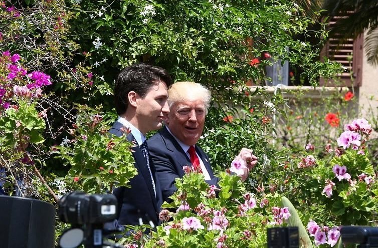 Justin Trudeau, Trump, G20, política, Der Spiegel, Estados Unidos,