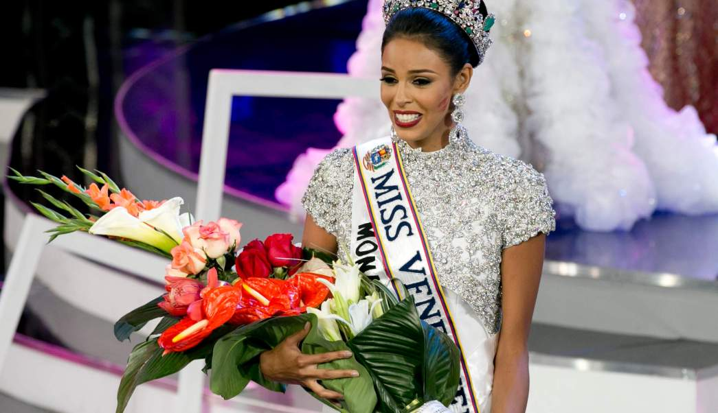 Keysi Sayago, la joven Miss Venezuela 2016
