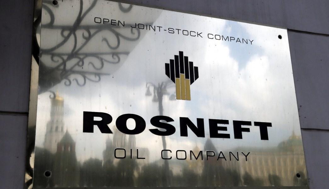 compañía petrolera Rosneft y la naviera danesa Maersk