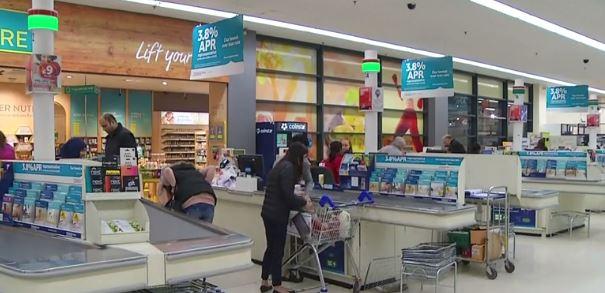 La inflación británica se acelera nuevamente en mayo. (Reuters)