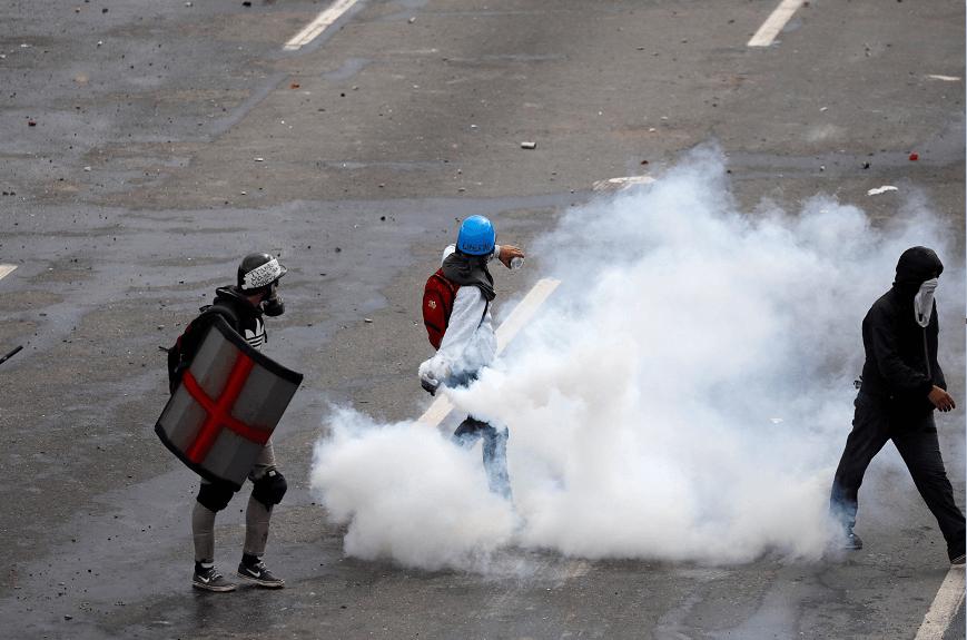 Venezuela rechaza llamamiento de Estados Unidos a acción internacional ante la crisis
