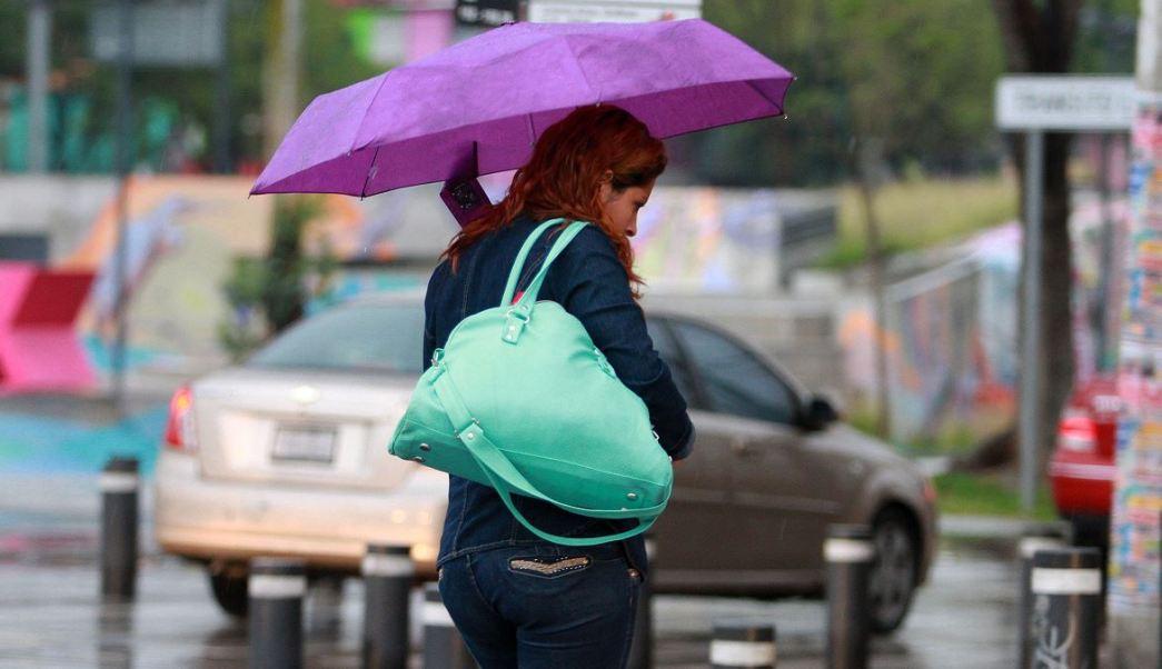 lluvia, paraguas, encharcamientos, tormenta, piso mojado