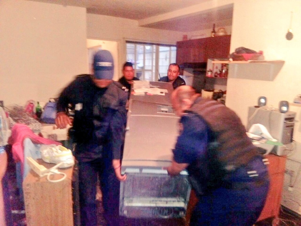 Lluvias causan afectaciones en viviendas de Guanajuato