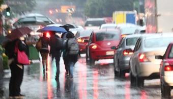Las lluvias que se presentarán este año podrían estar por arriba del promedio. (Notimex)