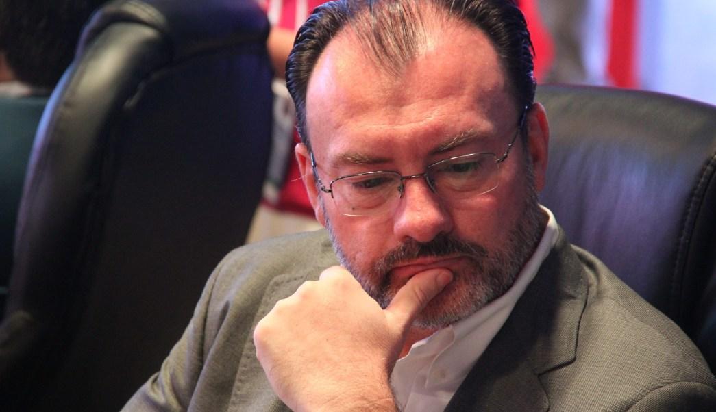 Luis Videgaray en el Consejo de Ministros de la Alianza del Pacífico