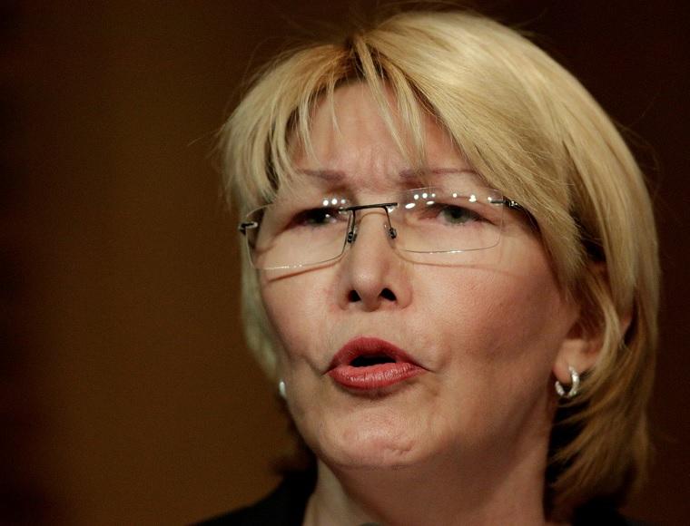 Asamblea Constituyente destituye a la fiscal general de Venezuela