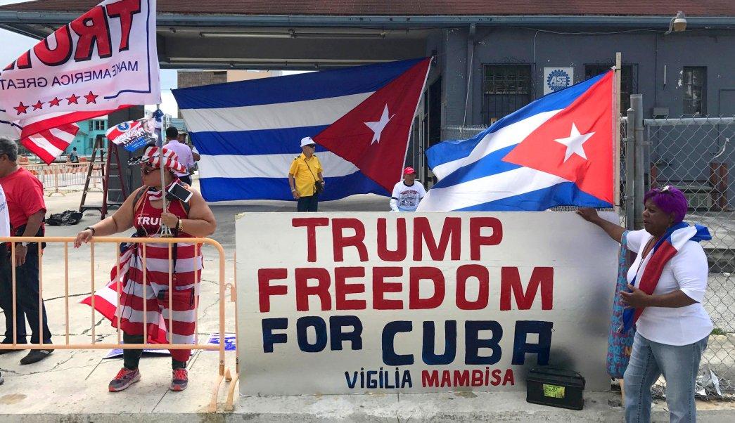 Cuba, Trump, relaciones, turismo, economía, Estados Unidos