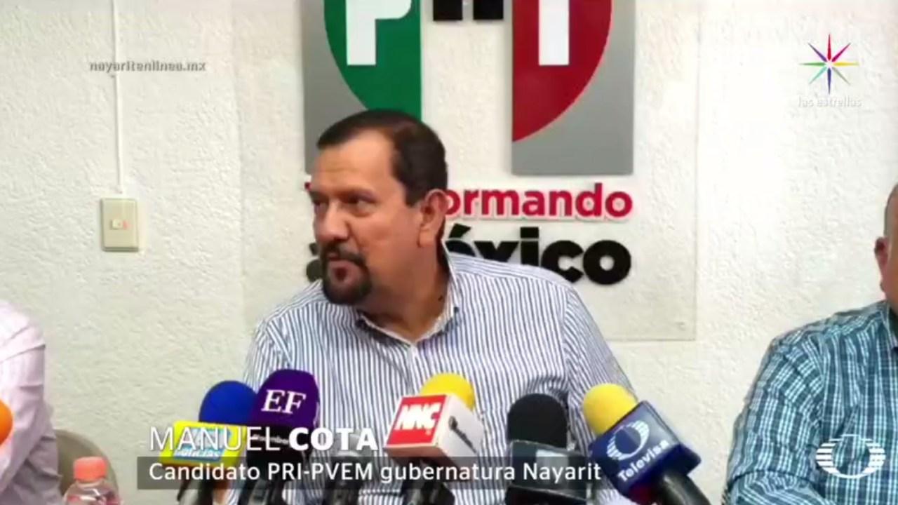 Manuel Cota Jiménez, Nayarit, PRI, elecciones, política, decisión 2017