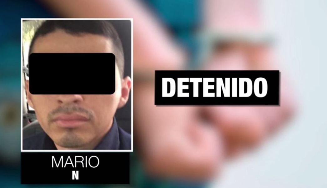 """Detienen en Baja California a """"El Arcy"""", operador de """"El Güero Chompas"""""""