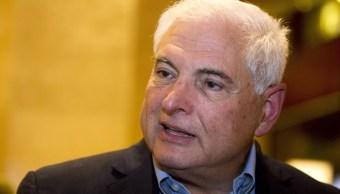 El expresidente panameño, Ricardo Martinelli (AP/archivo)