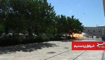 Irán, Teherán, mausoleo, Jomeiní, tiroteo, seguridad