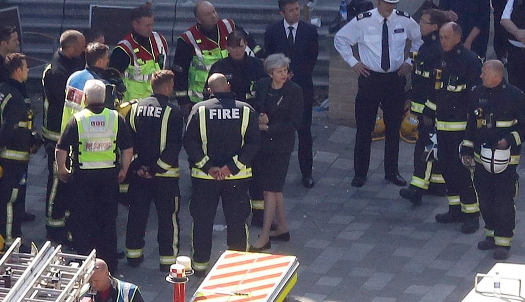 Theresa May pide una investigación oficial sobre el incendio