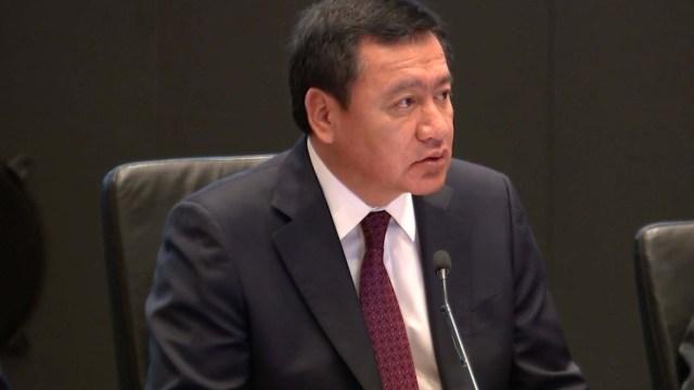 Secretario de Gobernación, Miguel Ángel Osorio Chong