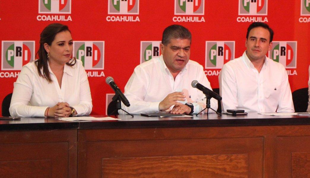 Miguel Ángel Riquelme, Coahuila, PRI, elecciones, política, coalición