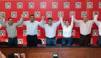 Enrique Ochoa, Miguel Riquelme, Coahuila, elecciones, política, gobernador