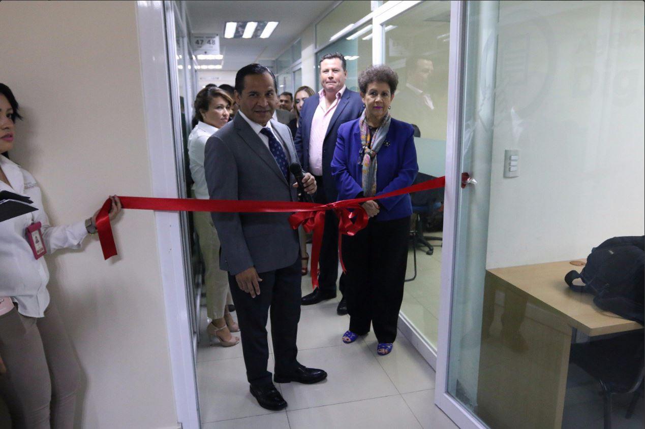 Fiscalia de jalisco inaugura ministerio publico