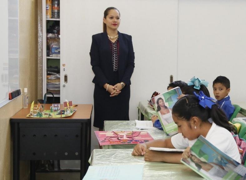 Nuevo modelo educativo, Sep, Salón de clases, Maestra, profesores, Plan educativo, Reforma educativa,