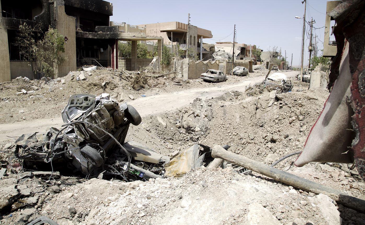 Estado Islámico usa a 100.000 civiles como