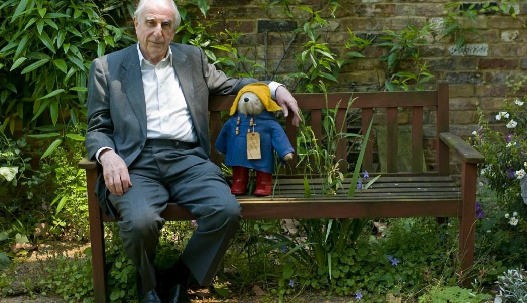 Muere el escritor Michael Bond, creador del oso Paddington