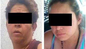 Policía detiene a 2 mujeres por robo con violencia en la GAM