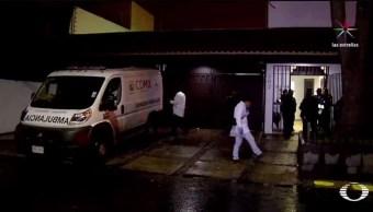 Mireya Agraz, suicidio, multihomicidio, San Jerónimo, Magdalena Contreras, seguridad