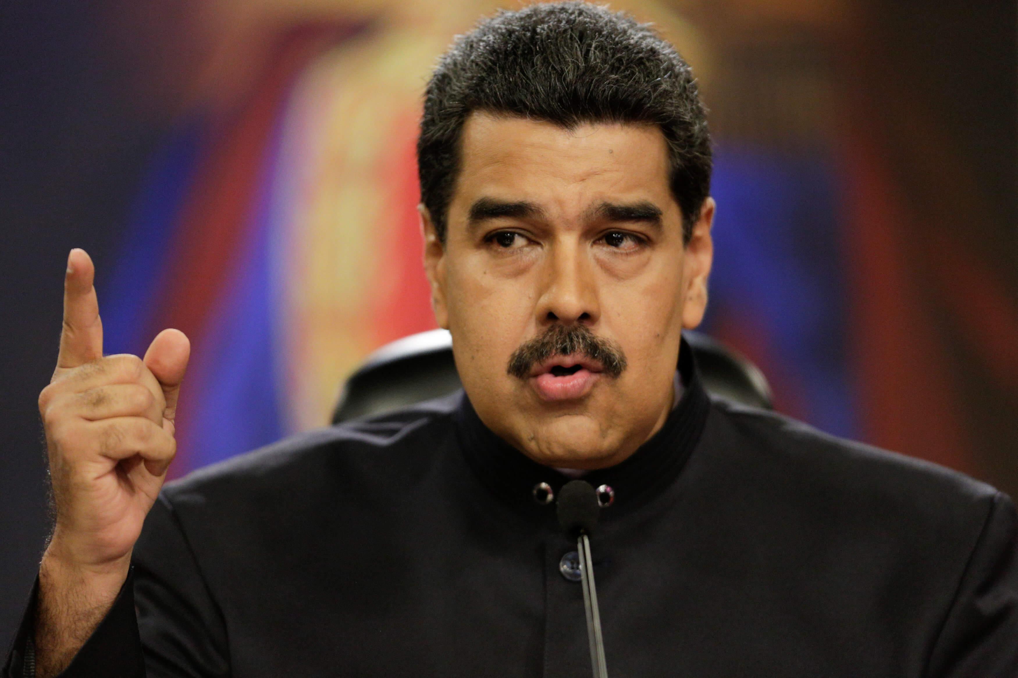 La OEA busca resolución de último minuto sobre la crisis en Venezuela