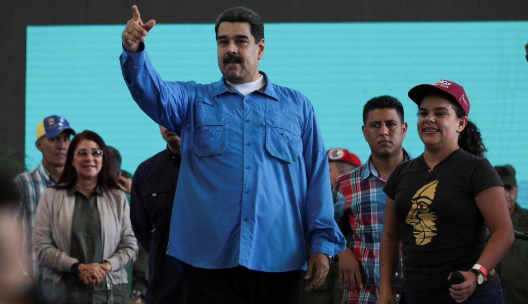 Maduro, gobierno, oposición, crisis, Venezuela, Constituyente,