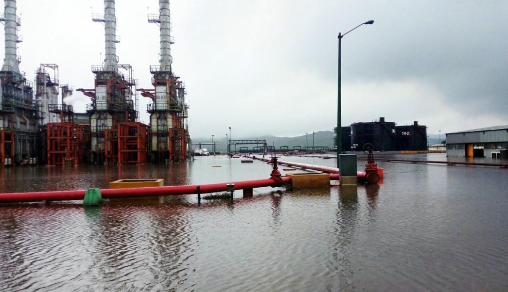 Reanudan actividades en refinería de Salina Cruz, Oaxaca, tras ...